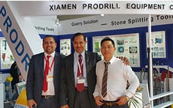 ProDrill Served Saudi granite quarry 15 years