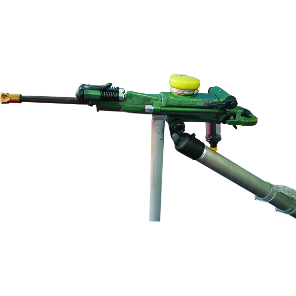 YT28 Pusher Leg Rock Drills for underground mining, tunneling